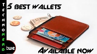 getlinkyoutube.com-5 Minimalist Wallets That Hold Everything You Need