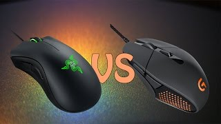 getlinkyoutube.com-Logitech G303 vs Razer Deathadder : Which mouse is for you?