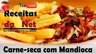 getlinkyoutube.com-🍴 Carne-seca com Mandioca