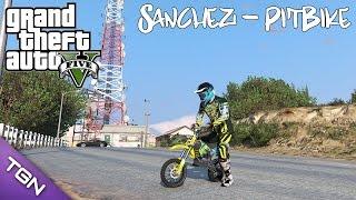 getlinkyoutube.com-GTA V - Sanchez PitBike (Download)