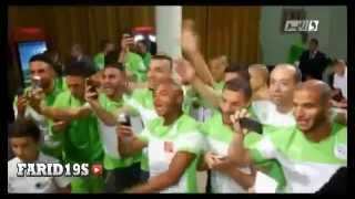getlinkyoutube.com-Cheb Khaled fait danser Vahid Halilhodzic