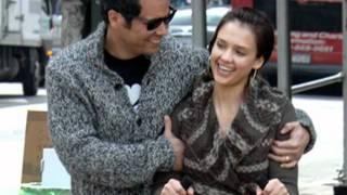 getlinkyoutube.com-Jessica Alba & Cash Warren