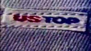 Comercial do  Jeans Ustop (1981 )