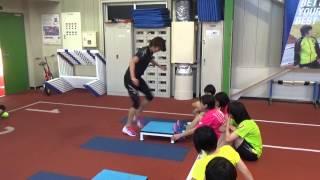 getlinkyoutube.com-2014.11.8 福島千里選手