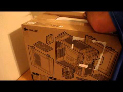 Unboxing - Ironside Cyclone Desktop Gaming PC (with custom TweakTown airbrushing)