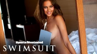 getlinkyoutube.com-Irina Shayk Goes Topless In Chile | Sports Illustrated Swimsuit