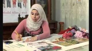 getlinkyoutube.com-طريقة عمل الفساتين للاطفال 2