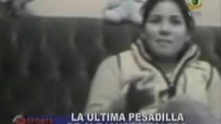La Ultima Pesadilla de Alejandro Toledo (1/2)