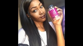 getlinkyoutube.com-HairFinity| Does it work??
