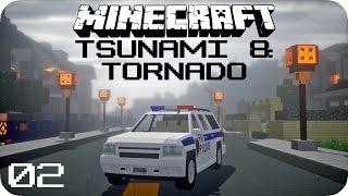 getlinkyoutube.com-TSUNAMI & TORNADO - Episode 2 - Minecraft Adventure [DE]