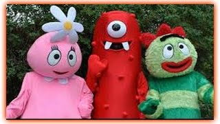 getlinkyoutube.com-Yo Gabba Gabba - Magic Word - Yo Gabba Gabba Games