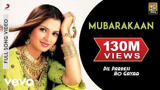 Dil Pardesi Ho Gaya - Mubarakaan Video | Kapil, Saloni width=