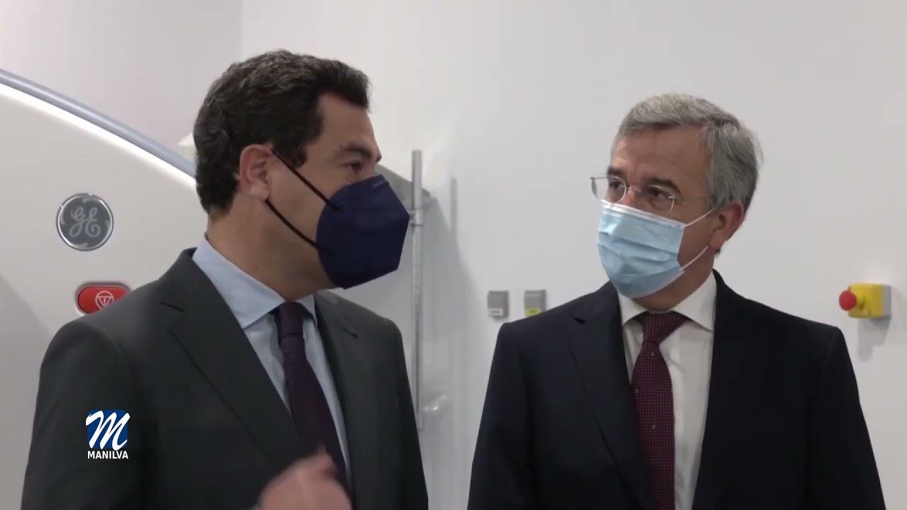 Se ponen en marcha las consultas externas en el Hospital de Estepona