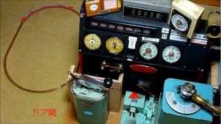 getlinkyoutube.com-名鉄 廃品部品で遊ぼう! その6 パノラマカー(Nゲージ)を運転.wmv