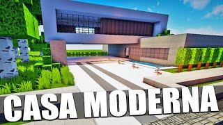 getlinkyoutube.com-Minecraft - Como Fazer uma Casa de Luxo