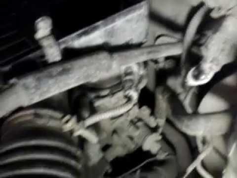 Киа рио замена датчика детонации
