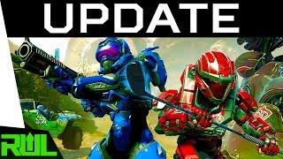 getlinkyoutube.com-HALO 5 MONITOR'S BOUNTY UPDATE GAMEPLAY (Halo 5 Guardians Xbox One)