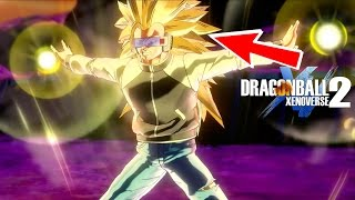 getlinkyoutube.com-Dragon Ball XENOVERSE 2 | HOW TO UNLOCK SUPER SAIYAN 1-2-3 FOR CAC