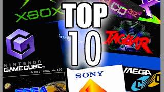getlinkyoutube.com-TOP 10 INTROS DE CONSOLAS / TOP 10 BEST CONSOLES  START UPS