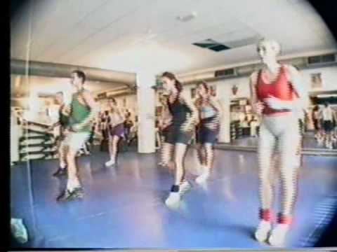 Aerobics high impact 90 minutes