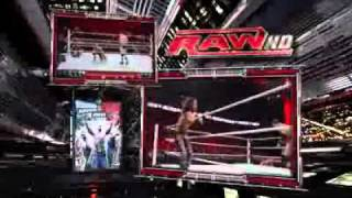 getlinkyoutube.com-WWE RAW 10-4-2010 20 Man Battle Royal
