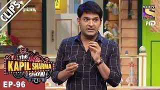 Kapil's funny insights on Restaurants  - The Kapil Sharma Show - 9th Apr, 2017