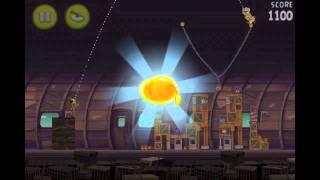 Angry Birds Rio All 15 Hidden Golden Mangoes