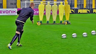 getlinkyoutube.com-How To Shoot Like Marco Reus | Top Spin Free Kick Tutorial | freekickerz