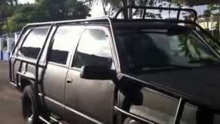 getlinkyoutube.com-95 suburban RV/ bug out vehicle/ the black hole