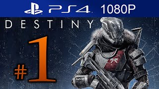 getlinkyoutube.com-Destiny Walkthrough Part 1 [1080p HD PS4] Destiny Gameplay STORY Mode - No Commentary