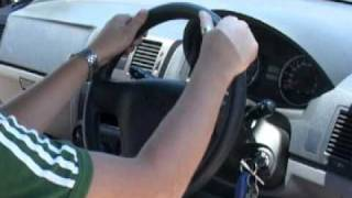 Learn to Drive K53 Example Video
