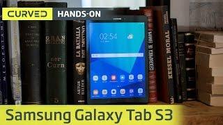 Samsung Galaxy Tab S3 im Test: das Hands-on | deutsch