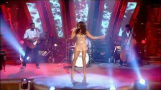 getlinkyoutube.com-Alesha Dixon - The Boy Does Nothing (Live on Strictly Come Dancing)