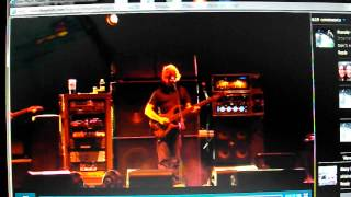 Carini Jam Phish Live at Dick's 8/31/12 by Kimock7