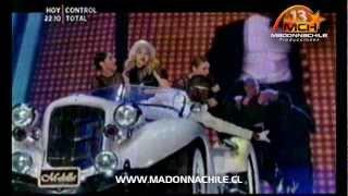 Los Conciertos de Madonna En Chile 2008 - 2012 (Reportaje Canal 13)