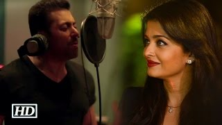 getlinkyoutube.com-Aishwarya Challenges Salman; Turns Singer !