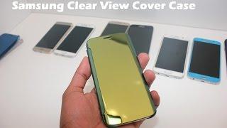 getlinkyoutube.com-Samsung Galaxy S6 Clear View Cover Case