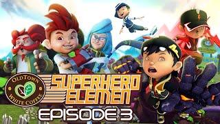 getlinkyoutube.com-Oldtown White Coffee's Superhero Elemen: Perjuangan Superhero Elemen!
