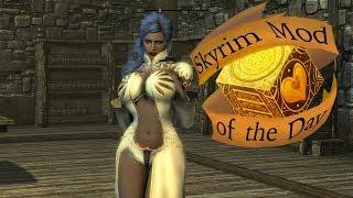 Skyrim Mod of the day: Sexy Idle Animation V1 - Skyrim Special Edition