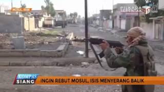 Ingin Rebut Mosul, ISIS Menyerang Balik