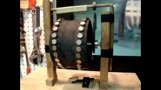getlinkyoutube.com-Evolution of Perpetual Motion, WORKING Free Energy Generator Part 1 of 3