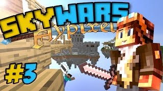 getlinkyoutube.com-[Minecraft] SkyWars sur Hypixel-MORT SUR MORT !!!