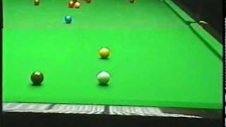 Basic snooker safety play