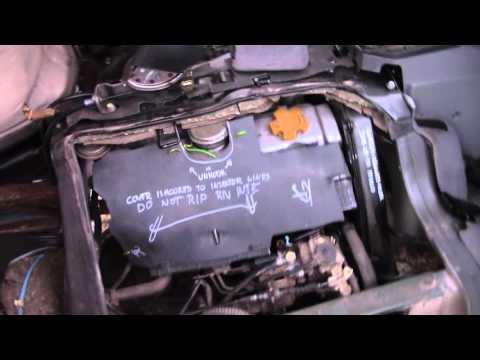 Nissan Vanette glow plug follow-up: Less cranking edition