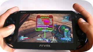 PS Vita: Borderlands 2 Performance Update Patch Fix Review