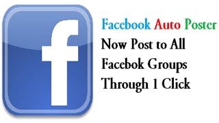 getlinkyoutube.com-HOW TO POST IN MULTIPLE FACEBOOK GROUPS AT ONCE FOR FREE 100% WORKING
