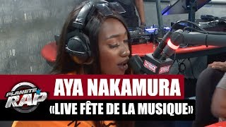 [INÉDIT] Aya Nakamura en live
