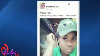 getlinkyoutube.com-Black zoo employee fired after Facebook post about 'rude white people'
