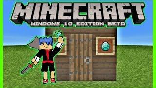 getlinkyoutube.com-Minecraft Pockt 0.14.3 สอนสร้างกับดักวิเศษง่ายๆไปดูกัน