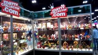 getlinkyoutube.com-MOTUC MattyCollector Booth @ Comikaze 2013 He-Man She-Ra